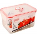 BPA Free 1500ml Rectangular Food Storage Container