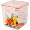 BPA Free 2000ml Square Food Storage Container