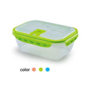 VacSense Rectangular 2600ml Vaccum Food Storage Container