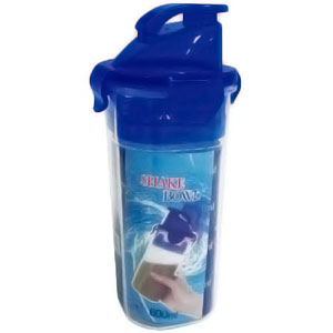 Air-Tight 600ml Shaker Bottle - BPA Free