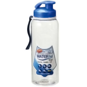Air-Tight 850ml Sports Bottle - BPA Free